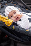 Baby seat Royalty Free Stock Images