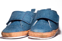 Baby shoe Royalty Free Stock Photos