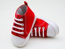 Free Baby Shoes Royalty Free Stock Image - 1293196