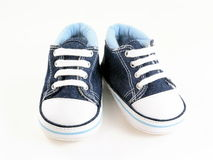 Free Baby Shoes Royalty Free Stock Photography - 1330227