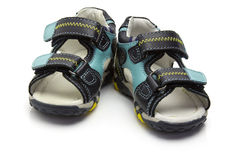 Baby shoes. Royalty Free Stock Photography
