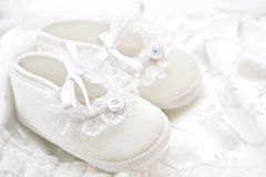 Free Baby Shoes Stock Image - 8147671