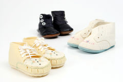 Baby Shoes II Royalty Free Stock Images