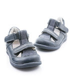 Baby shoes Stock Photography