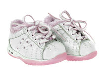 Baby shoew Royalty Free Stock Images