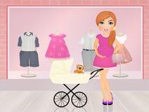 Baby shop Stock Photos