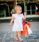 Baby shopping Royalty Free Stock Photo