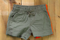 Baby shorts Stock Photography