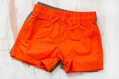 Baby shorts Stock Images