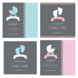 Baby Shower Royalty Free Stock Photo