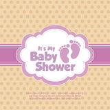 Baby shower Stock Photos