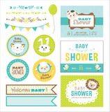 Baby Shower Stock Photos