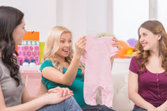 Baby shower. Stock Photography
