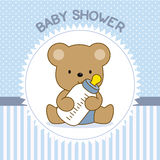 Baby shower boy Royalty Free Stock Photo