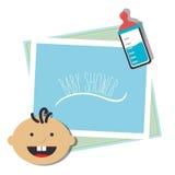 Baby shower celebration Stock Images