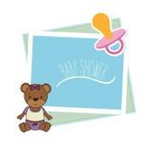 Baby shower celebration Royalty Free Stock Photos