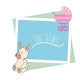 Baby shower celebration Royalty Free Stock Image