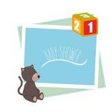 Baby shower celebration Stock Image