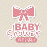 Baby Shower Reminder Card Illustration 46517873 Megapixl