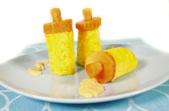 Baby Shower Food Royalty Free Stock Photography