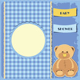 Baby Shower For Boy Royalty Free Stock Photography