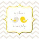 Baby Shower, Illustration Stock Images
