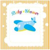 Baby shower illustration Stock Image