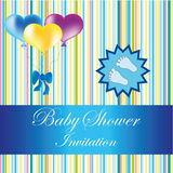 Baby shower Royalty Free Stock Photography