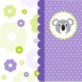 Baby Shower Invitation Stock Image