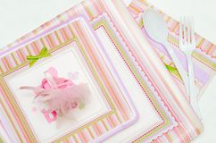 Baby shower party Stock Photography