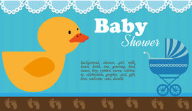 Baby showers Stock Photography