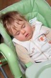Baby sleep Stock Image