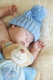Baby sleep Royalty Free Stock Photography