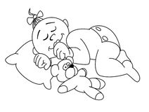 Castle Royalty Free Stock Image - Image: 14555656Nap Time Clip Art Black And White