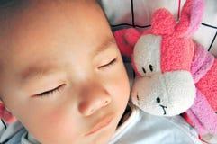 Baby sleep Stock Photo