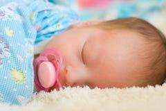 Baby sleep Stock Images