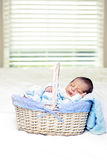Baby sleeping Royalty Free Stock Photos