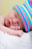 Baby sleeps Stock Photography