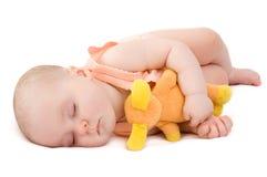 Free Baby Sleeps Royalty Free Stock Image - 18245316