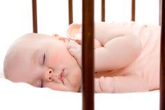 Baby sleeps Stock Images