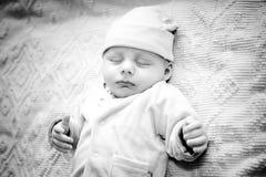 Baby sleeps Royalty Free Stock Image