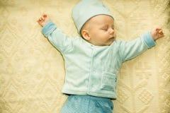 Baby sleeps Stock Photography