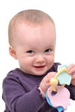 Baby Smile Royalty Free Stock Image