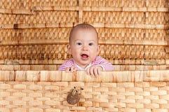 Baby smile Stock Photo