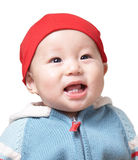 Baby smile Stock Image