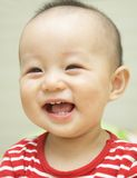 Baby smile Stock Photography