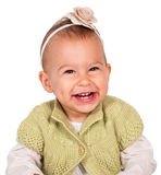 Baby smile Royalty Free Stock Images