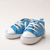Baby Sneakers Stock Images