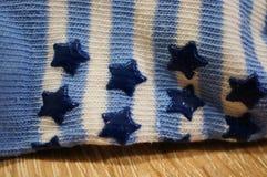 Baby sock Royalty Free Stock Photography