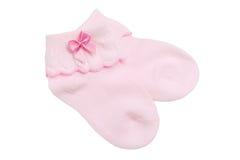 Baby Socks Royalty Free Stock Photography